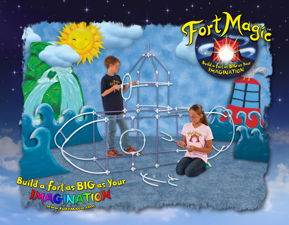 Fort Magic Kids Submarine