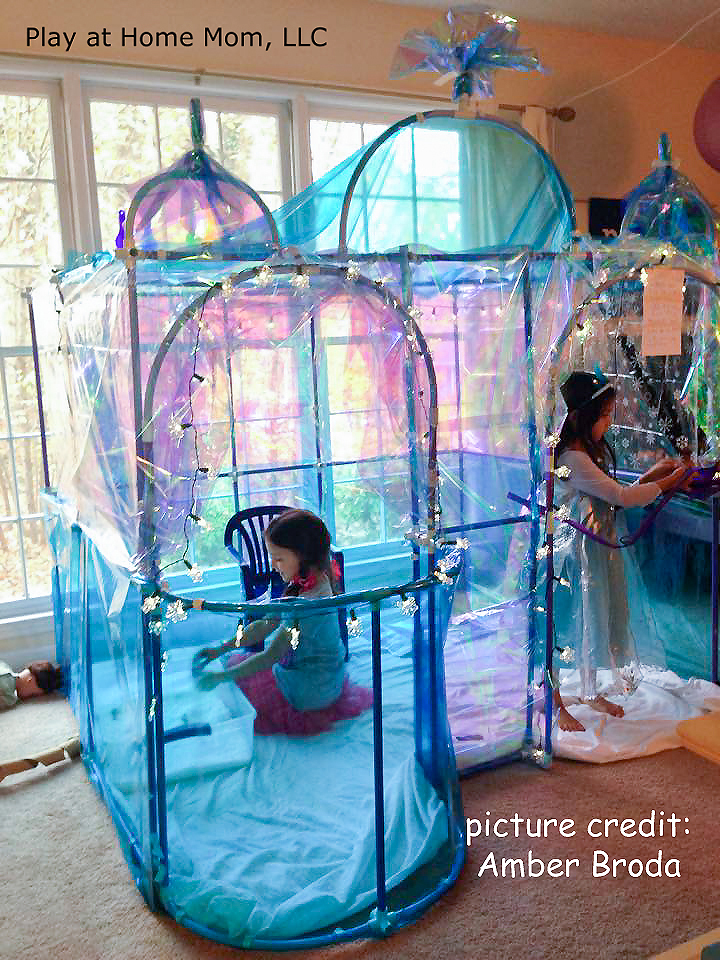 Stained Glass House Activities For Children